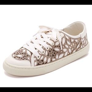 Tory Burch Lace Sneakers - Size 5
